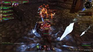 WoW Blood DK A guestek és a dungeon a videóban megtalálható