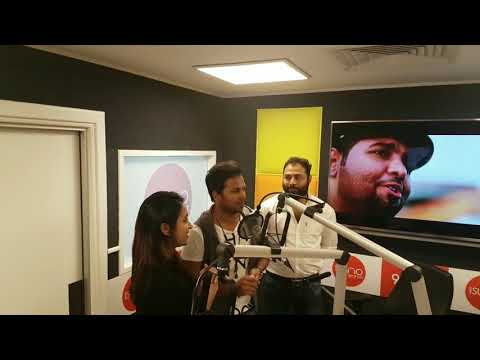 Radio interview ll Team 'Kaho-Kaho'  & D4Dance Qatar @ Radio Suno 91.7 FM ||