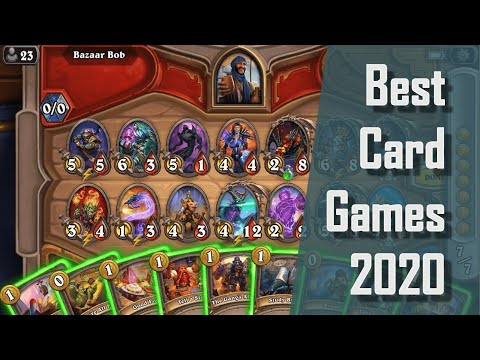 Best Card Games 2020 | Digital Card Games PC