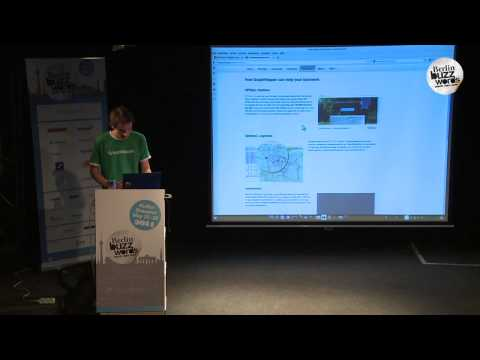 Peter Karich at #bbuzz 2014 on YouTube