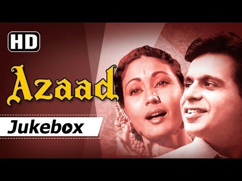 Azaad 1955 HD Songs Dilip Kumar  Meena Kumari  Lata Mangeshkar, Usha Mangeshkar, C Ramchandra