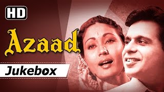 Video Azaad 1955 [HD] Songs- Dilip Kumar - Meena Kumari - Lata Mangeshkar, Usha Mangeshkar, C. Ramchandra download MP3, 3GP, MP4, WEBM, AVI, FLV November 2017