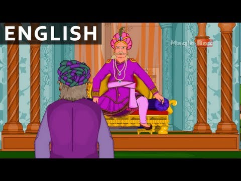The Magic Stick - Akbar And Birbal In English - Animated / Cartoon Stories For Kids