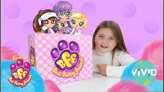 BFF Best Furry Friends Doll Unicorn found Blind Bag Pets