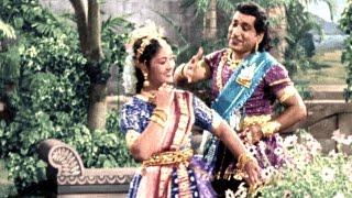 Sundari Neevanti Video Song    Maya Bazar Movie    NTR, ANR, SVR, Savitri