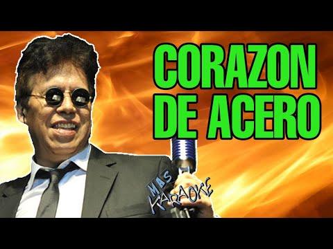 PELUSA - CORAZON DE ACERO (KARAOKE)