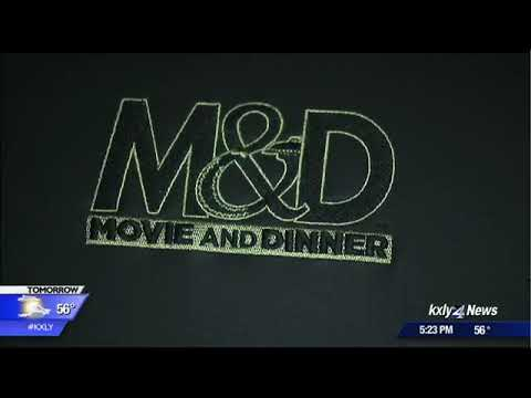 Spokane's first dinner-and-a-movie theater opening Thursday