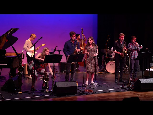 NYJC Summer School Concert 2019: Mark Mondesir and Tori Freestone's Combo
