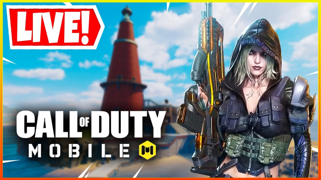 Download 🔴LIVE- 50K SUB GRIND! FINDING NEW META   CALL OF DUTY MOBILE