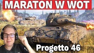 MARATON NA Progetto 46 - World of Tanks