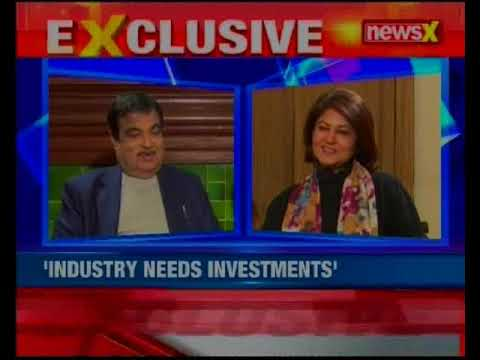 Union Minister Nitin Gadkari on NewsX in an exclusive conversation over the Union budget