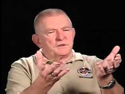 NASA Flight Director Gene Kranz - Interview