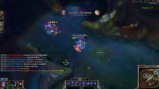 What happens when you land a Varus ultimate