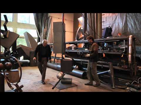 Fletcher Benton: The Artist's Studio