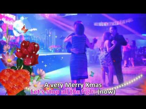 Happy Christmas (Karaoke) - CBC Band LIVE (12-25-2015)