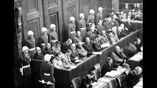 Документальный фильм - Суд Народов - Нюрнбергский трибунал