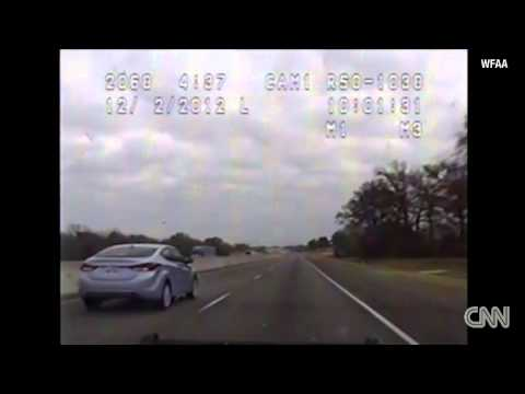 Desperate Teen Drives Car With Gas Pedal Stuck at 120 MPH