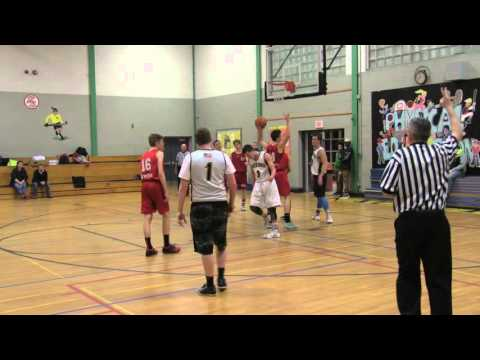 Nauset U16 Boys Basketball vs. Belgium