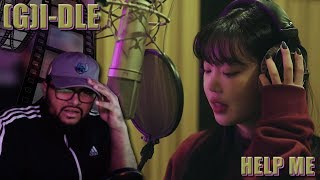 (G)I-DLE - HELP ME OST REACTION!!! | Soojin's Voice Punched Me in The Face