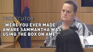 Sammantha Allen's mom details Ame Deal's abuse at murder trial
