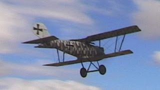 Pfalz D.III WW1 fighter from The Blue Max