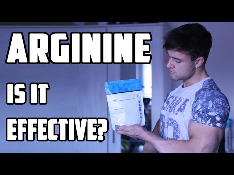 ARGININE - what is it & how to use it? (English)