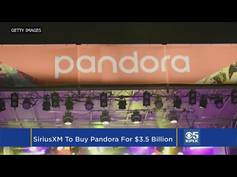 SiriusXM Is Buying Oakland-Based Pandora In $3.5 Billion Deal