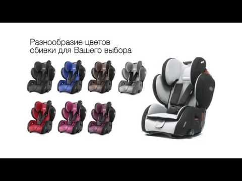 Детское автокресло от 9 до 36 кг Recaro Young Sport HERO