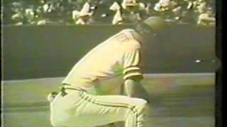1972 Oakland A's at Boston Red Sox (Tiant vs. Reggie)