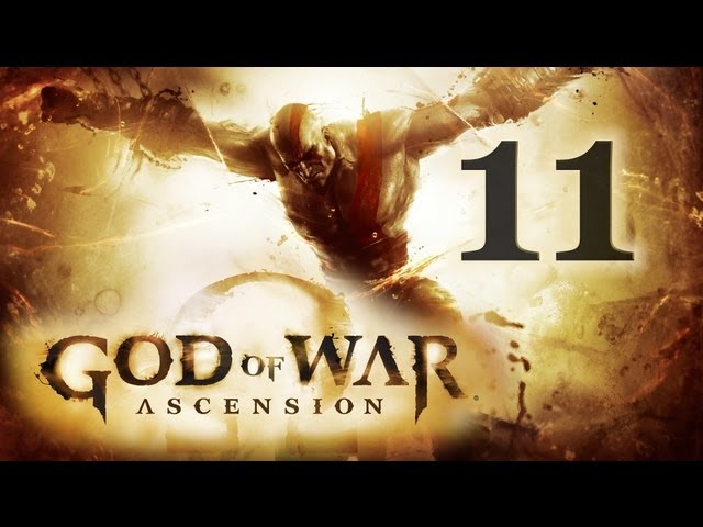 God Of War: Ascension | Capitulo 11 | Catacumbas de Delfos Videos De Viajes
