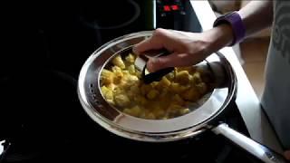 ★Куриная грудка с ананасом★ 🍍+🐓=💛