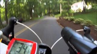 43 MPH on a Trek Road Bike