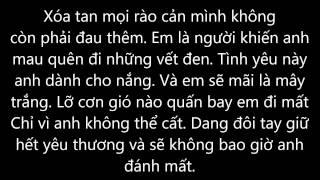 Tình yêu màu nắng - Big Daddy ft. Đoàn Thùy Trang (Lyrics)