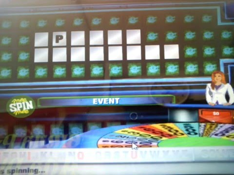 """WHELL OF FORTUNE  """"Playing With Many Category Games""""  And You Win"""
