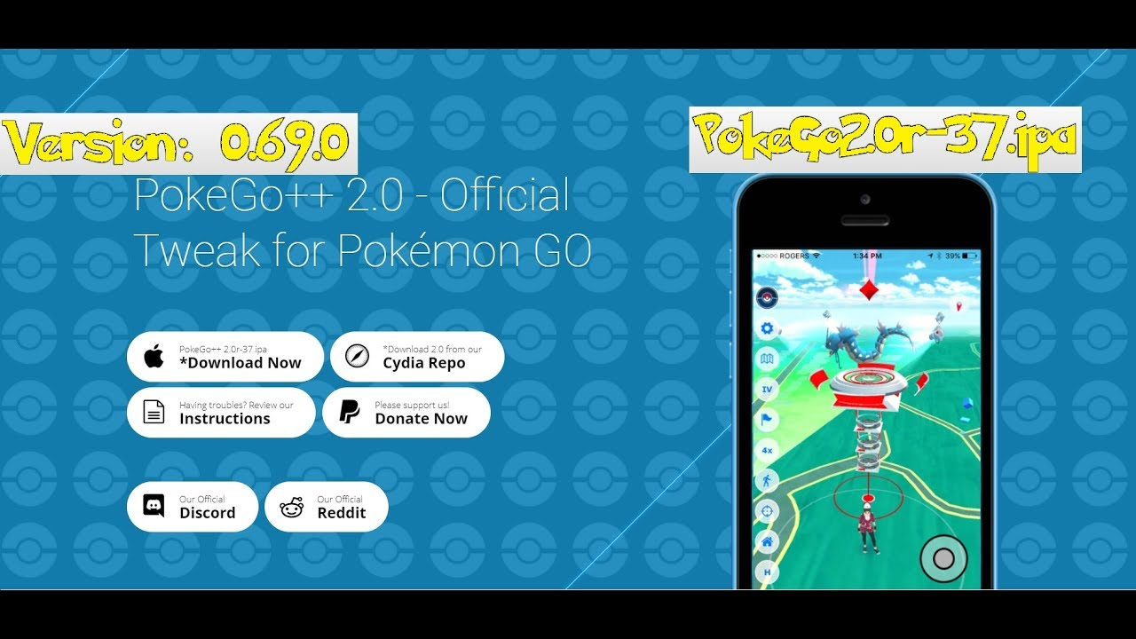 Pokemon Go Ios 14