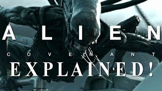 'ALIEN: COVENANT' Explained! - movie review w/spoilers