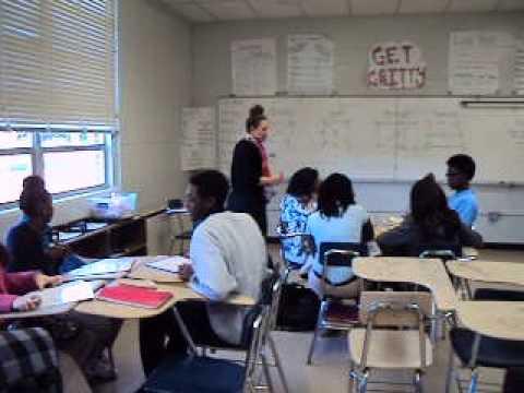 Lindsay Cast - Tensas High School TOY Instructional Video