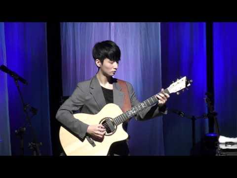(Original) Flaming - Sungha Jung (live)