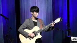 (Original) Flaming - Sungha Jung (live)