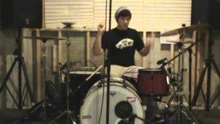 """Purified"" - Of Mice & Men (Drum Cover- Studio Quality) *MULTI ANGLES"