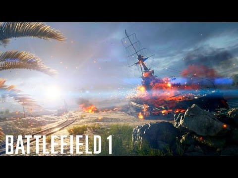 BATTLEFIELD 1 #22 - Sniper & Nahkampf Kills ★ Neue Map Suez ★ Multiplayer PC Gameplay German Deutsch