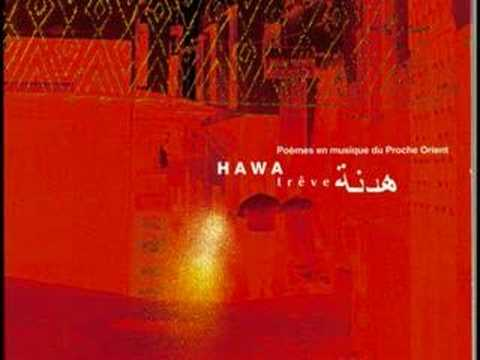 Hawa Treve Co-Le Label and Hawa Promoted by Alain Zimmer