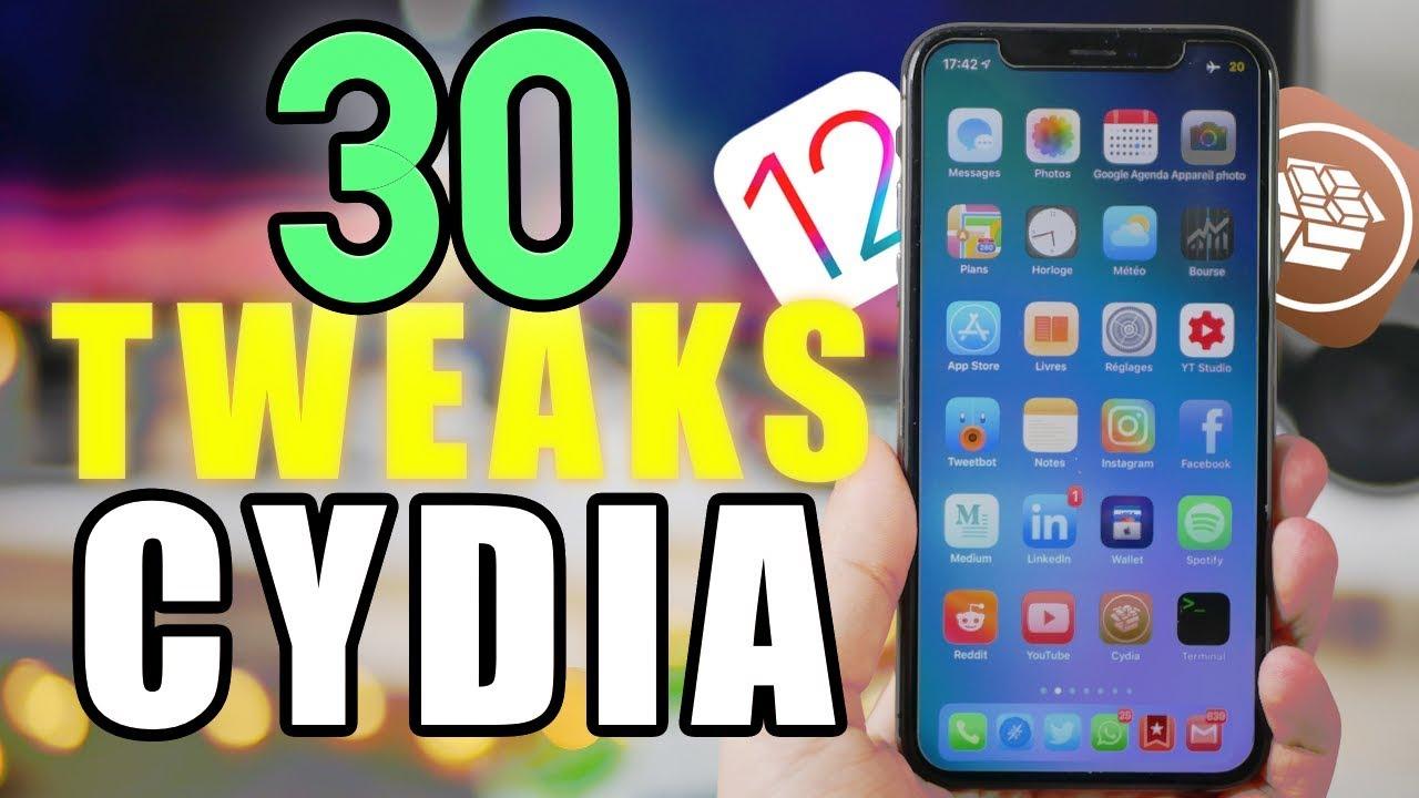 tweak cydia application gratuite