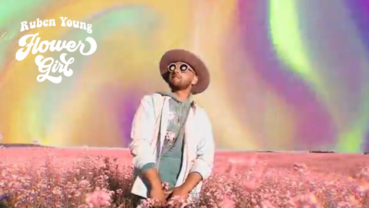 Flower Girl (Lyric Video) - Ruben Young