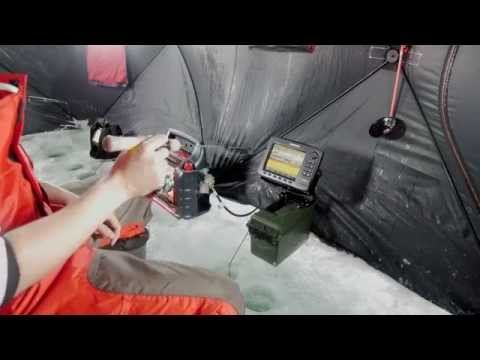 [Kevin's Top Tip] Convert Boat Sonar For Ice Fishing