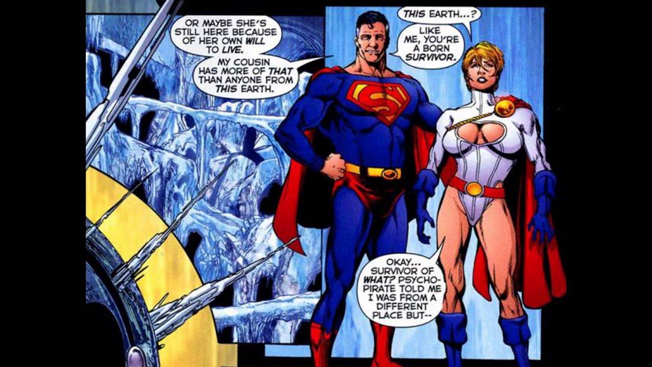 Infinite Crisis #1 - Infinite Crisis (Issue)