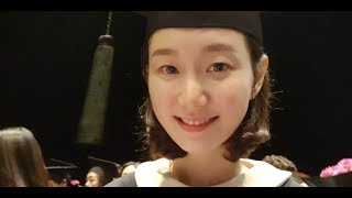 Actress Lee Yoo Young graduates from university