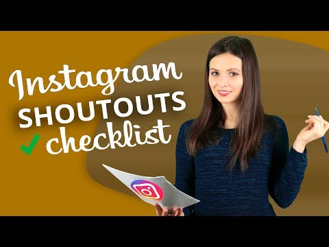 Instagram Shoutout Template for Beginners in Dropshipping thumbnail