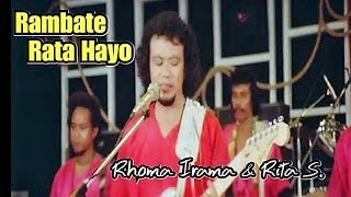 Gambar cover Rambate Rata Ayo - Rhoma Irama