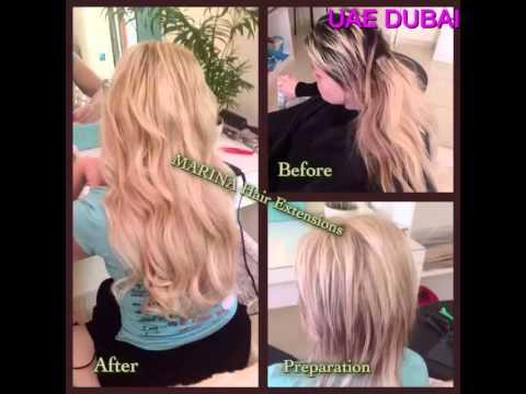 Hair Extensions Specialist DUBAI